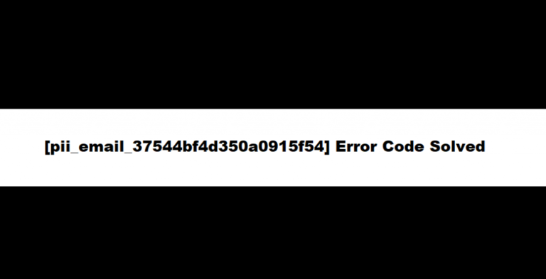 [pii_email_37544bf4d350a0915f54] Error