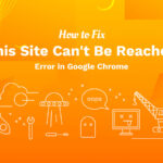 This Site Can't Be Reached