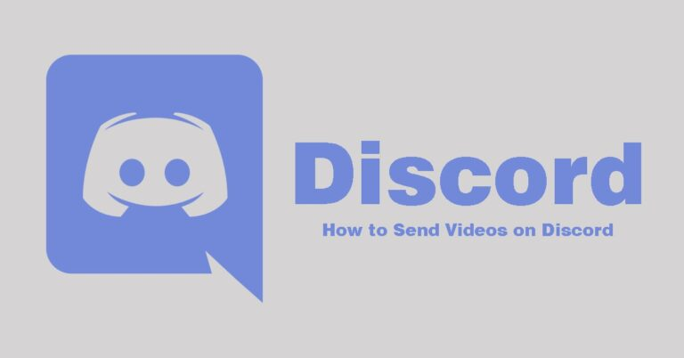 how to send videos on discord