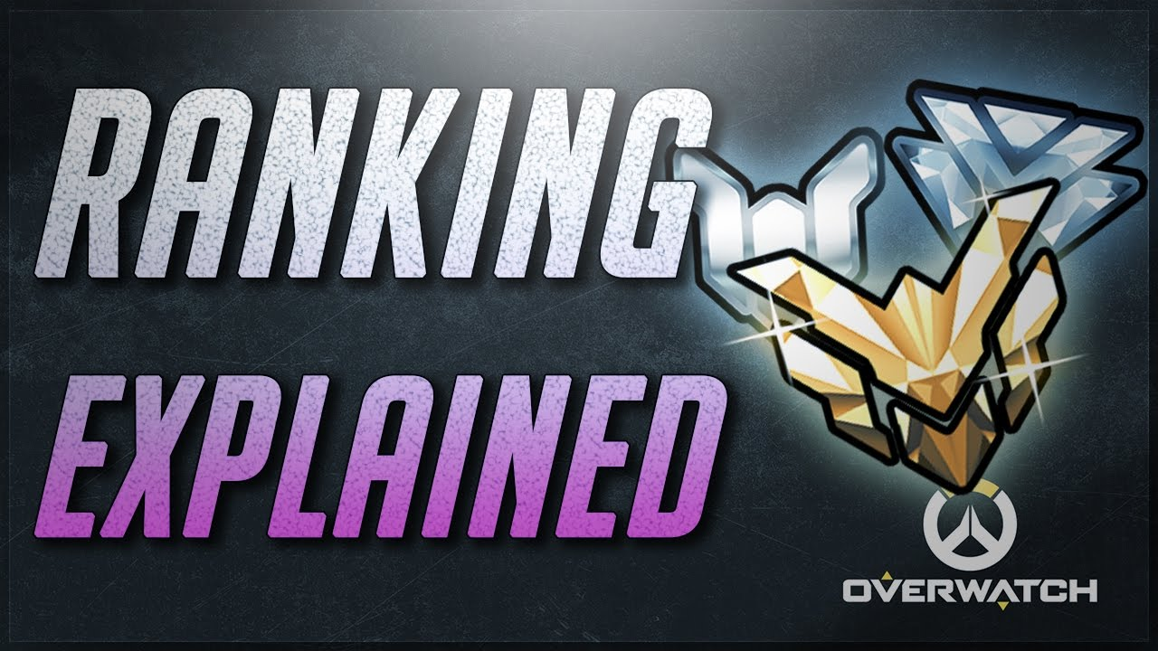 Overwatch Ranks: How the ranking system works