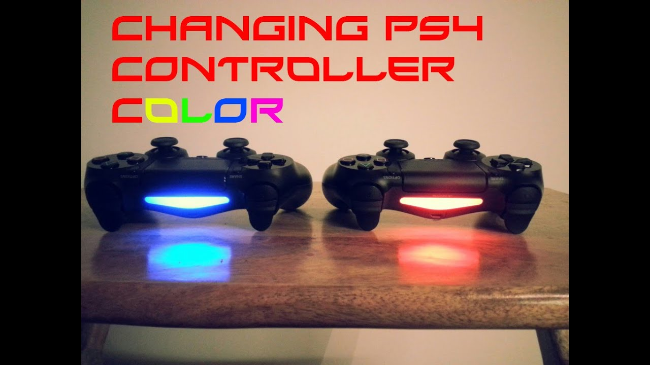 Why Your PS4 Controller Light Is Red