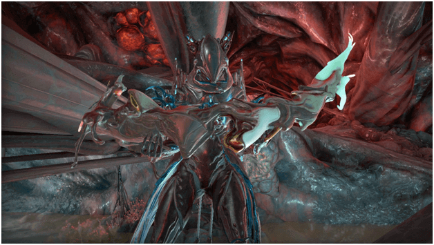 Spinal Core Section In Warframe