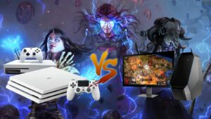 Path of Exile PC or Console