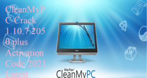 Activation Code OR CleanMyPC