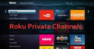Roku Secret Channels and their Codes