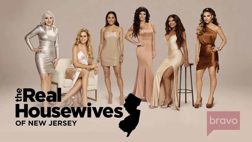 Real Housewives of New Jersey poster