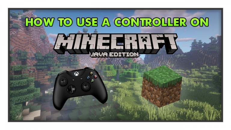 PS4 Controller on PC Minecraft