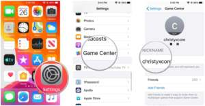 Create a New Game Center Account