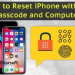 Reset iphone Without Passcode and Computer